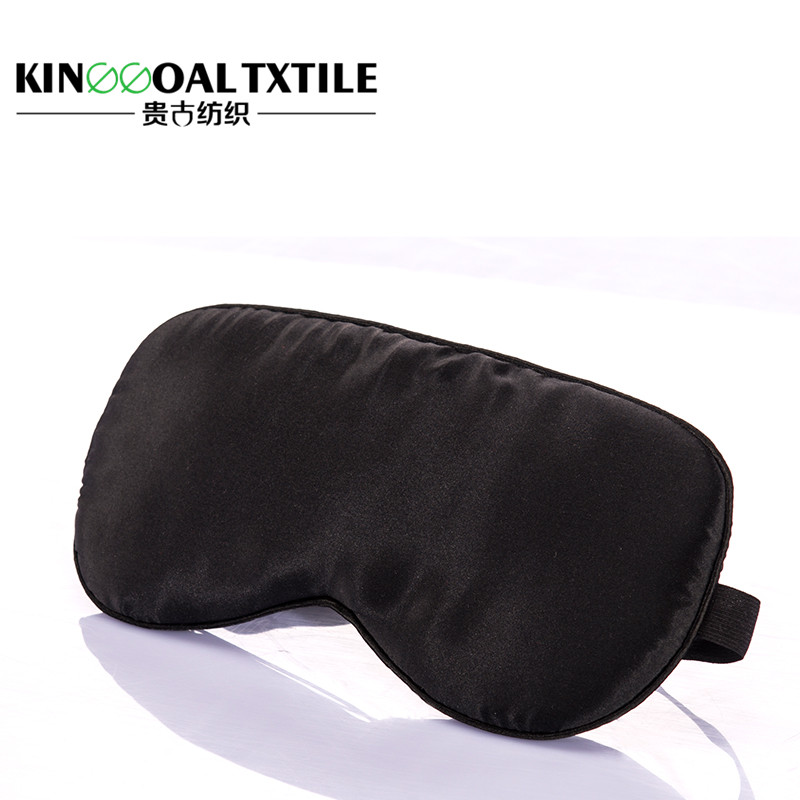 Wholesale 100% Silk Sleeping Eye Mask With 100% Mublerry Silk Filling