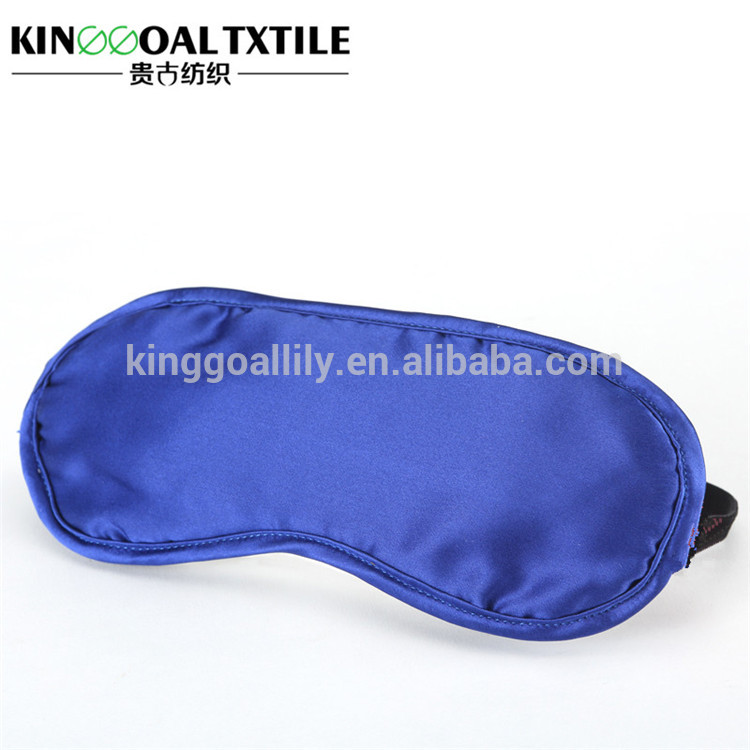 Super soft beauty sleep silk single eye mask