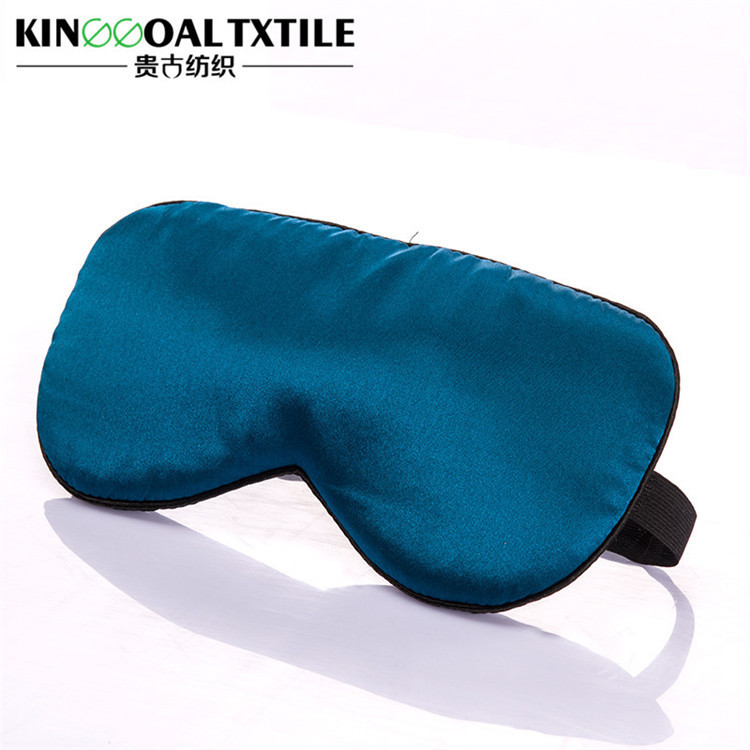 Luxury Travel Silk Eye Mask For Adults With 100% Mulberry Silk