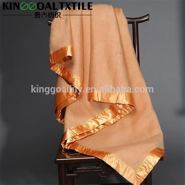 2017 Good Quality Bamboo Fiber Blanket -