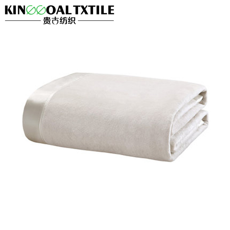professional factory for Silk Stain Blanket -