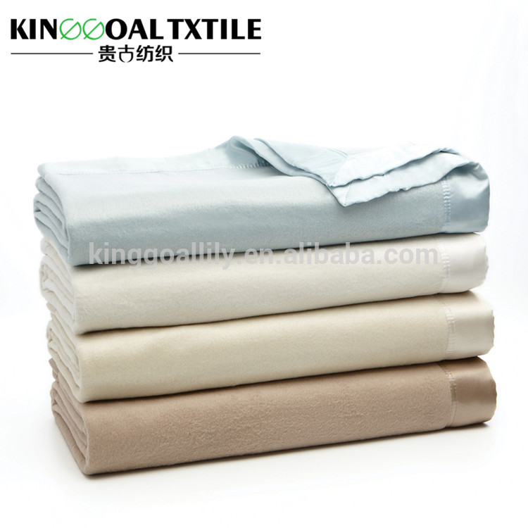 High quality Custom Antibacterial washable Silk Swaddle Blanket