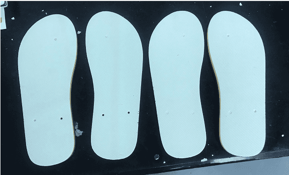 How to use KINGT UV Flatbed Printer to print on EVA Shoe-Pads