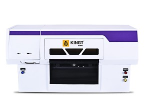 KGT-LE4550C small flatbed printer