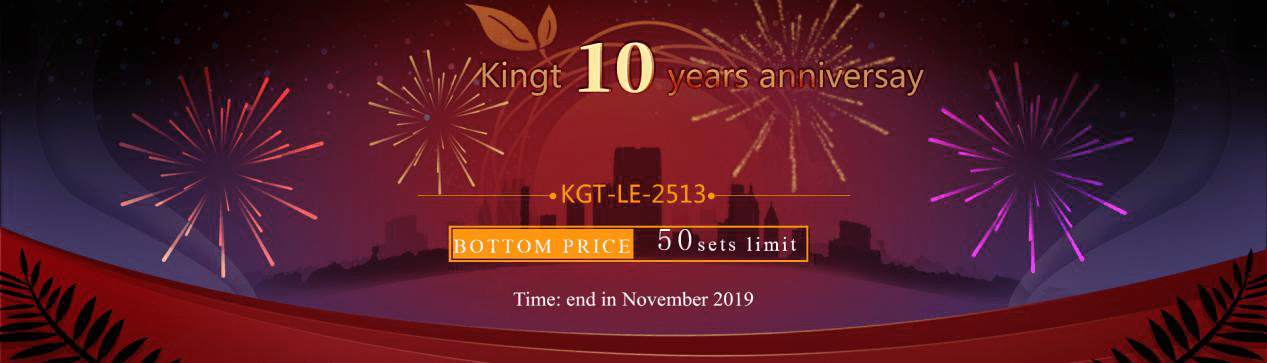 Happy Birthday To Kingt–10 Years Anniversary Celebration