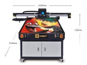 KGT-LE1016 UV Led Printer for Most Materials Printing