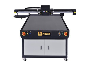 KGT-LE1016 glass prints uv led printer