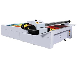 KGT LE2030-uv magnum forma flatbed printer