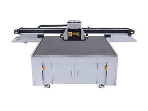 KGT-LE1610 direct metal printing uv printer