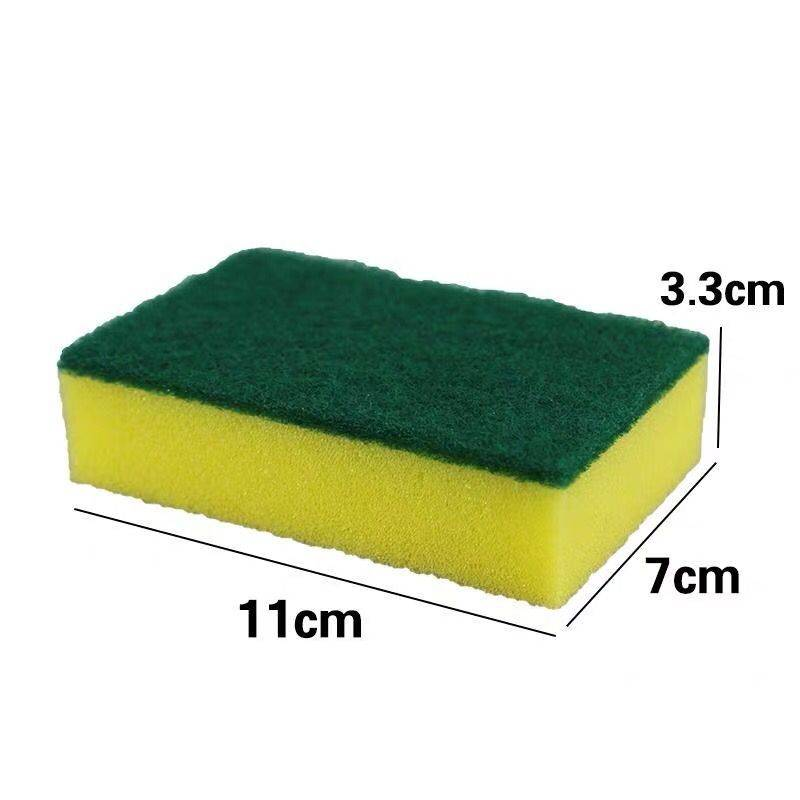 Rectangular Sponge Scouring Pad Featured Image