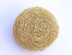 Competitive Price for Kitchen Clean Scourer - Brass Scourera33 – Yongsheng