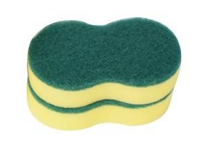 Wholesale Dealers of Mesh Scourer Maker - 8 Shape Sponge Scouring Pad – Yongsheng
