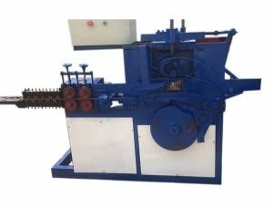 Leading Manufacturer for Full Automatic Cleaning Scrubber Scourer Making Machine - Hanger Making Machine 11 – Yongsheng