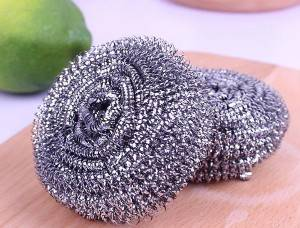 Stainless Steel Scourer A11