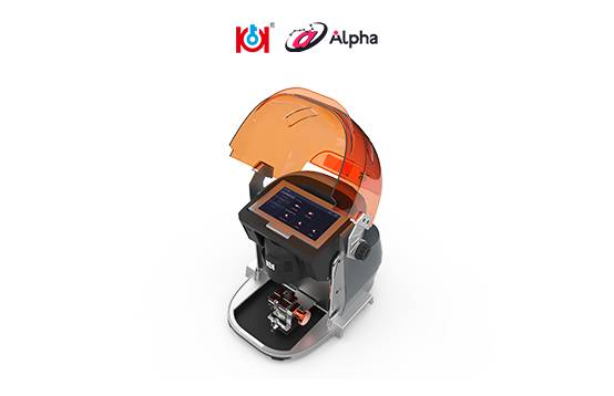 OKUSHA !!! Konke ku-One Alpha Automatic Key Cutting Machine