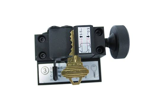 Factory Price Alibaba Locksmith Tools - Single Sided Key Clamp SN-CP-JJ-03 – Kukai