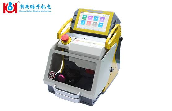 Best-Selling Automatic Key Copy Machine - Android Version SEC-E9 – Kukai