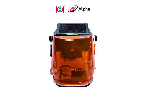 Factory Price Alpha Key Machine for Locksmith