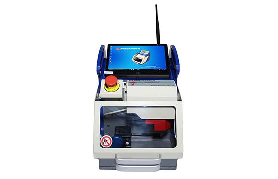 Trending Products Auto Key Programming Machine - SEC-E9z Mini Car Key Cutting Machine – Kukai