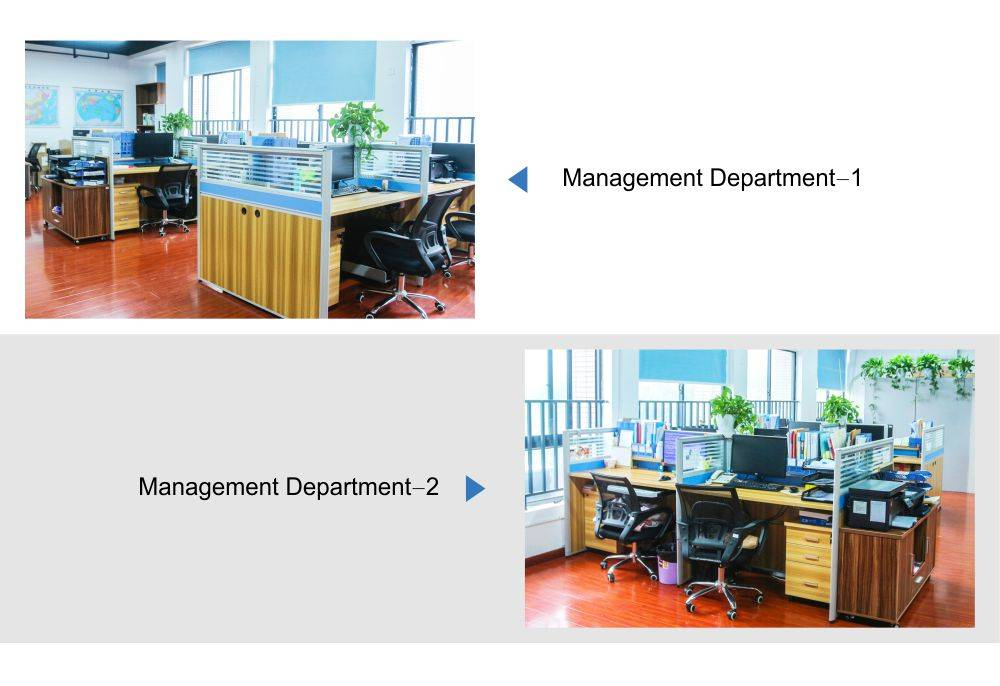 Management Department 管理部2