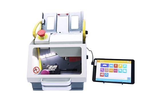 Factory directly supply Images Of Key Cutting Machines - SEC-E9 CNC Automated Key Cutting Machine – Kukai