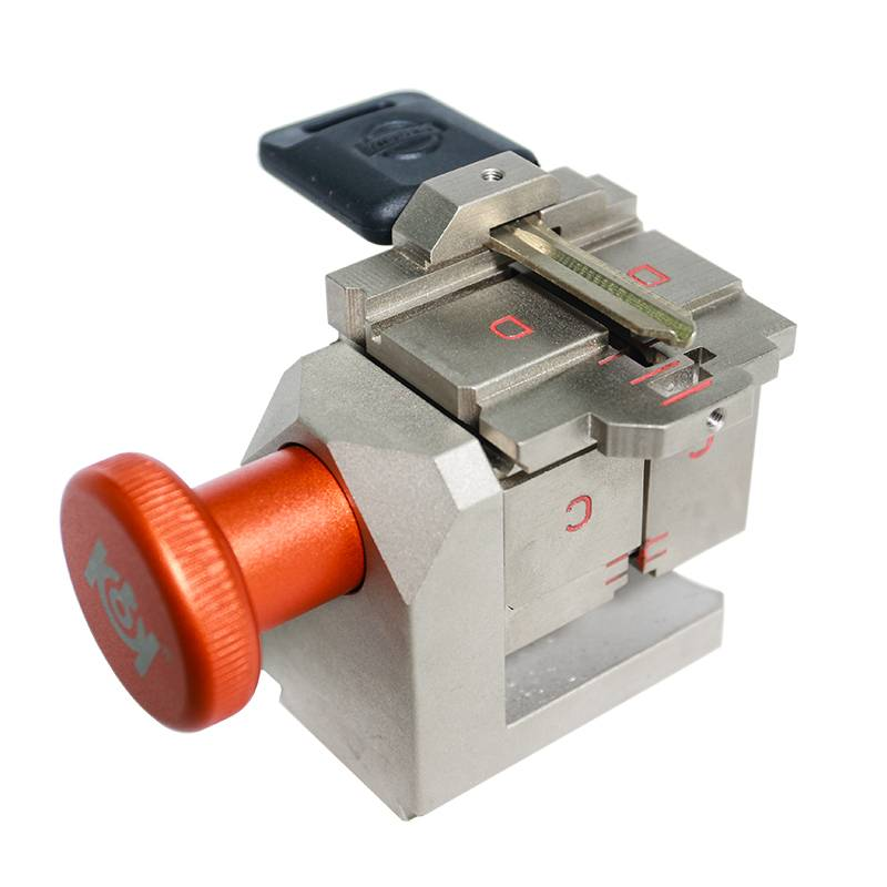 China New Product How Does A Key Cutting Machine Work - S1 jaw(4-way jaw)for standard laser and dimple keys – Kukai