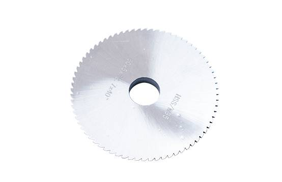High-speed steel cutter
