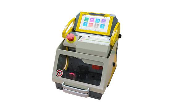 New Fashion Design for Key Machine Equipment - Android Version SEC-E9 Key Cutting Machine – Kukai