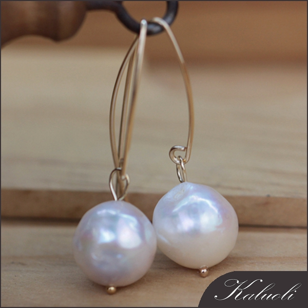 Factory Free sample Fresh Water Baroque Pearls -