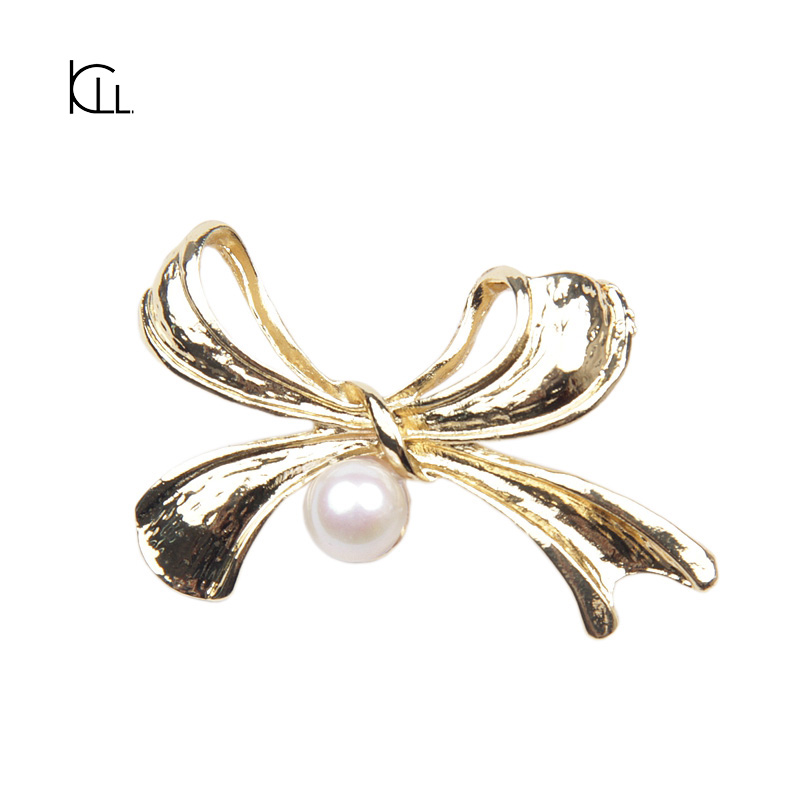 China jewelry wholesale genuine freshwater pearl high quality brooch pin