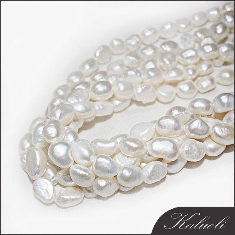 Newly Arrival Keshi Natural Pearl -