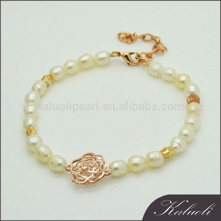 Hot New Products Baroque Pearl Strand -