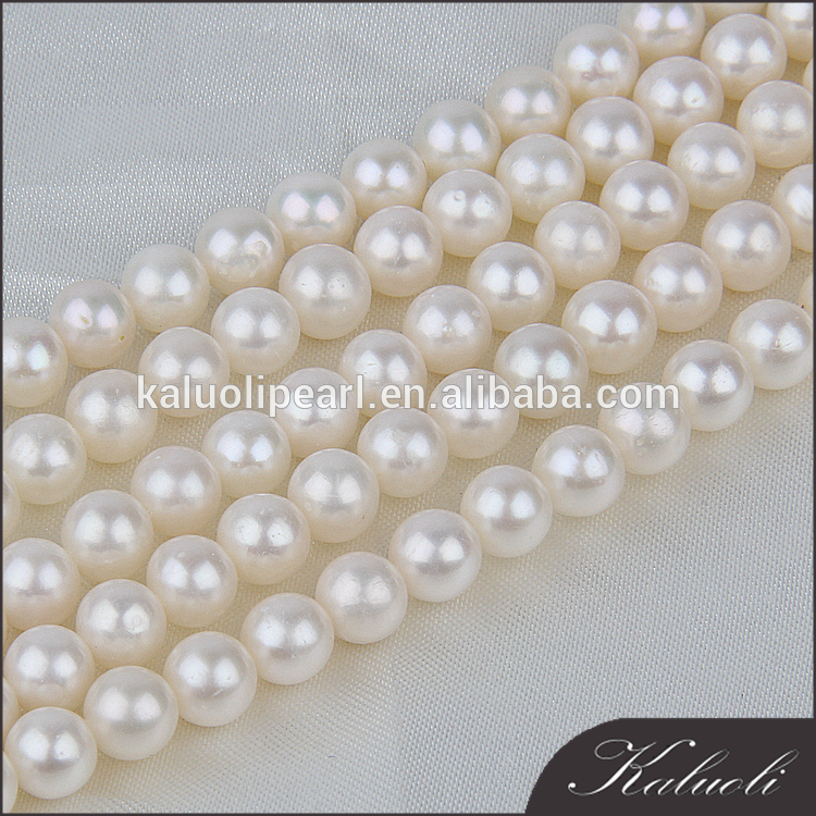 Factory Free sample White Half Pearl -