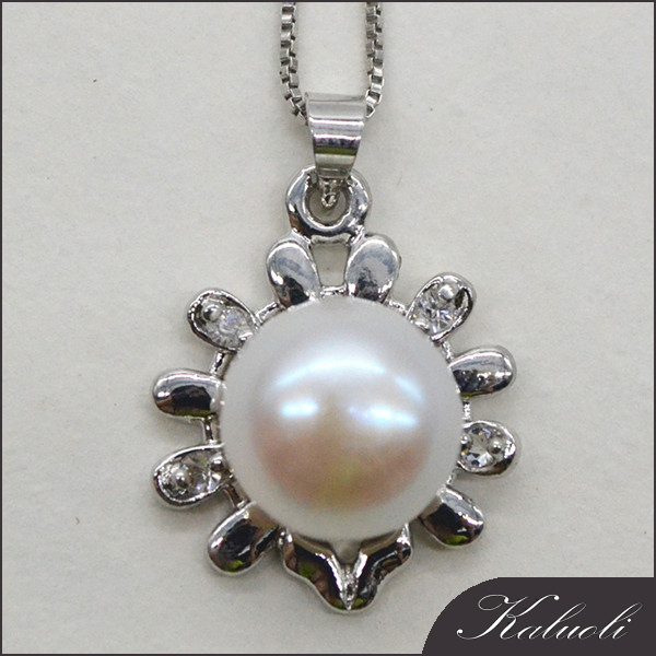 Rhinestone and pearl buttons vintage pendant sale in bulk