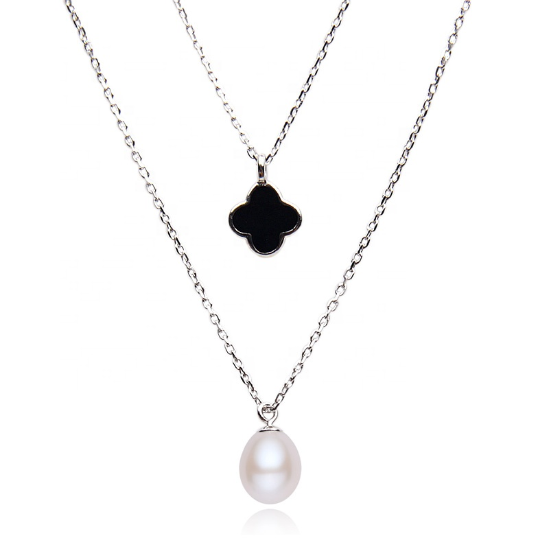 8 Year Exporter White Pearl With Hole -