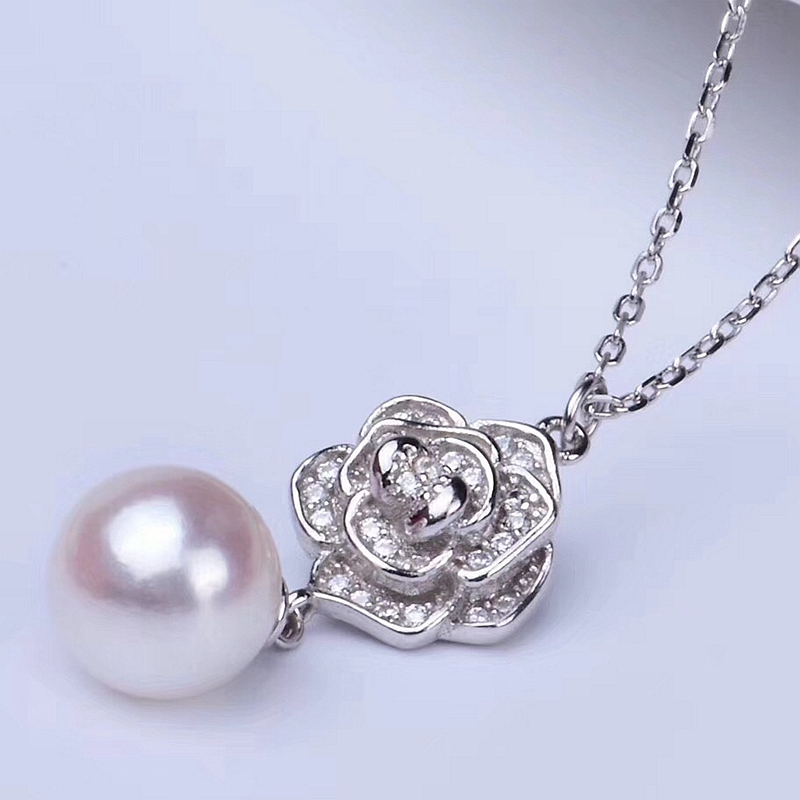 2019 New Style Half Drilled Pearl -