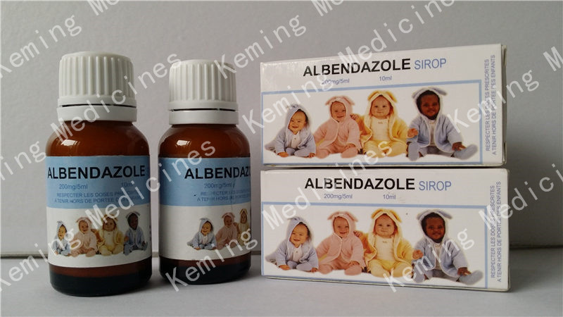 Wholesale Discount Silver Nanoparticles - Albendazole Oral suspension – KeMing Medicines