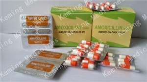 Top Grade Tylosin Tartrate - Amoxicillin caps – KeMing Medicines
