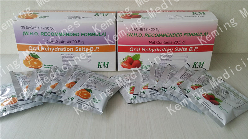 Top Suppliers Poultry Antiboitic Medicine - Oral Rehydration Salts – KeMing Medicines