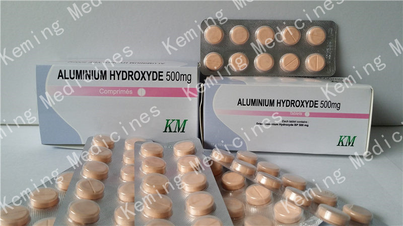 Reasonable price Veterinary Medicine Companies - Aluminum hydroxide Tabs – KeMing Medicines
