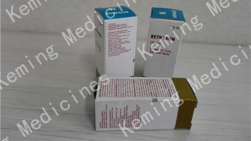 OEM/ODM Supplier 9 – Voriconazole Powder Price - betnason drops for eyeearnose – KeMing Medicines
