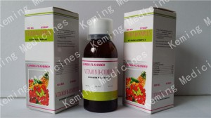 China Factory for Animal Antibiotics Oxytetracycline Injection - Vitamin B complex syrup – KeMing Medicines