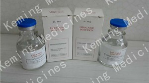 lidokain injection