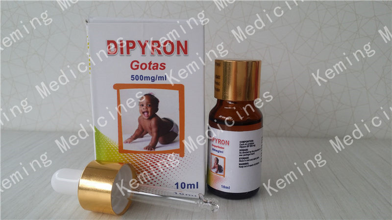 Wholesale Price China Oral Injectable Grade - Analgin drops – KeMing Medicines