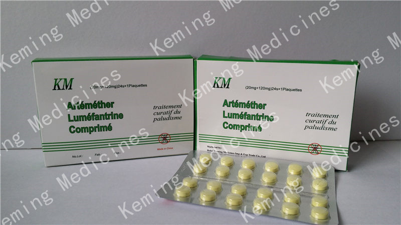 China Manufacturer for Tablets For Sheep And Goats - Artemether+ lumefantrine tabs – KeMing Medicines Featured Image