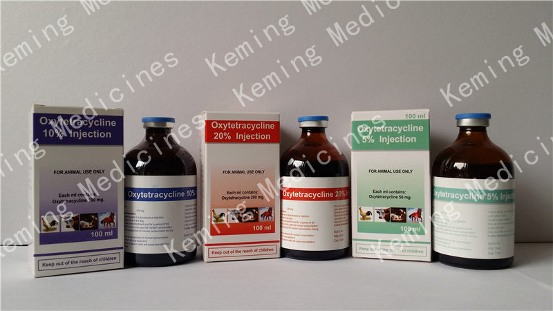 18 Years Factory Veterinary Drug Decoquinate - Oxytetracycline inj. – KeMing Medicines