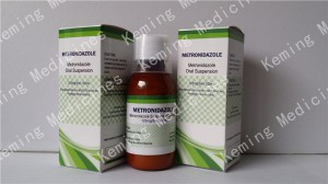 Bensoyl metronidazol Oral suspension