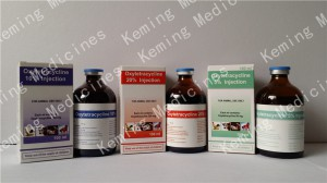 Factory Supply Antineoplastic Agents - Oxytetracycline inj. – KeMing Medicines