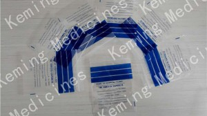 Supply OEM Generic Levaquin - Plastic bag3 – KeMing Medicines