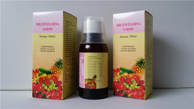 China Factory for Sulfadoxine+Pyrimethamine Tablets - Mutivitamin Syrup – KeMing Medicines